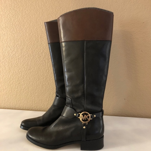 cc3753b97 Michael Kors Shoes | Harland Riding Boots | Poshmark
